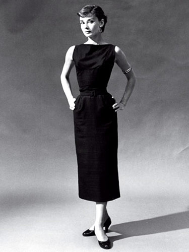 Audrey Hepburn 1950s Dresses