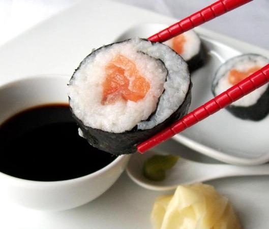 Sushi su lasisa