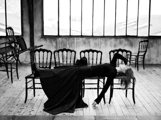 Isabelle Huppert pour H&K